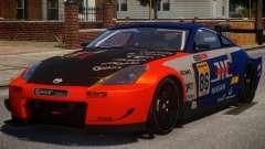 Nissan 350Z Supreme PJ3 for GTA 4