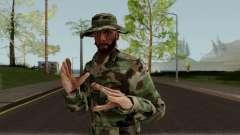 Pakistani SSG Skin for GTA San Andreas
