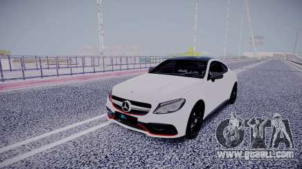 Mercedes-Benz C63 for GTA San Andreas