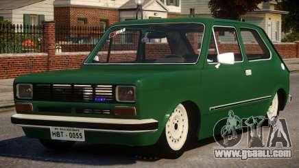 Fiat 147 for GTA 4