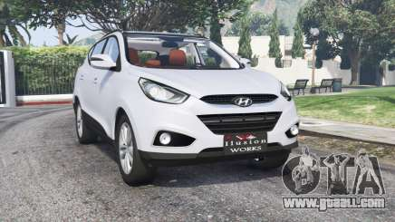 Hyundai ix35 (LM) 2010 [add-on] for GTA 5