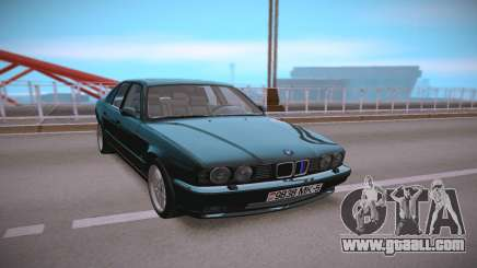 BMW E34 Asphalt for GTA San Andreas