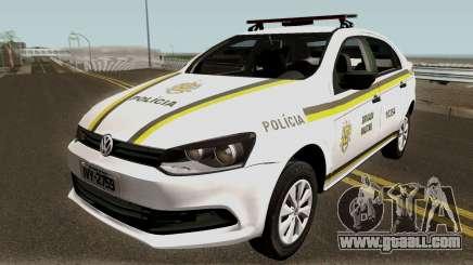 Volkswagen Voyage Brazilian Police for GTA San Andreas