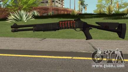 COD: Modern Warfare Remastered M1014 for GTA San Andreas