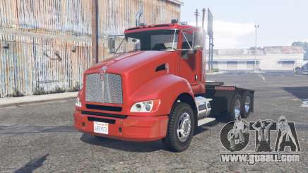 Kenworth T440 2009 [replace] for GTA 5