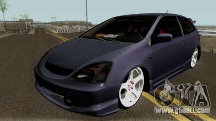 Honda Civic Type-R for GTA San Andreas