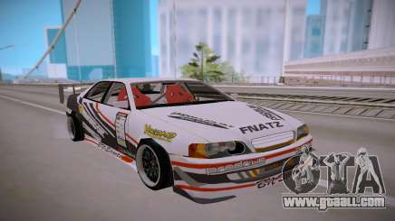 Toyota 100 Chaser for GTA San Andreas