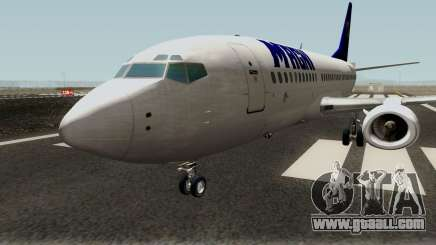 Boeing 737-300 Magnicharters for GTA San Andreas