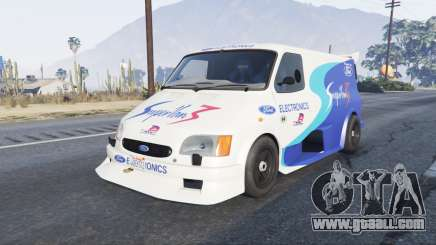 Ford Transit Supervan 3 2004 [replace] for GTA 5