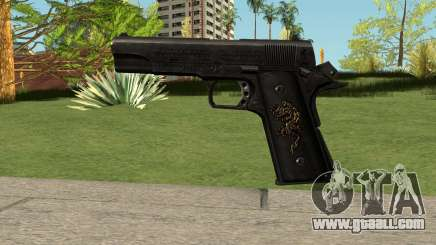 Colt M1911 New for GTA San Andreas