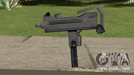 Micro UZI Sub-Machine Gun for GTA San Andreas
