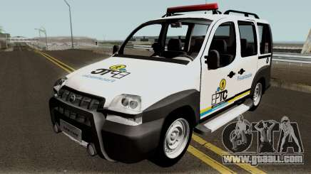 Fiat Doblo da EPTC for GTA San Andreas