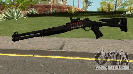 Benelli M4 for GTA San Andreas
