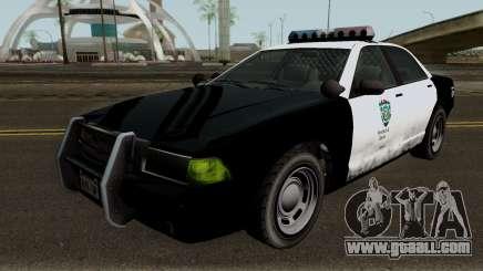 Police Stanier R.P.D. GTA V IVF for GTA San Andreas