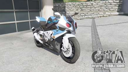 BMW HP4 2012 [replace] for GTA 5