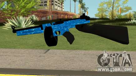 Rules Of Survival Assault Rifle for GTA San Andreas