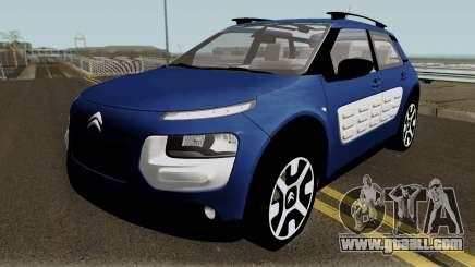 Citroen Cactus 2015 for GTA San Andreas