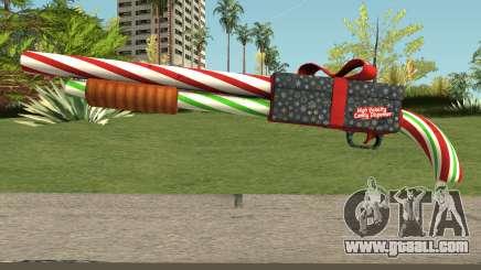 Candy Shogun (Sawnoff) for GTA San Andreas