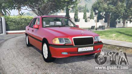 Mercedes-Benz C 230 (W202) 1997 [replace] for GTA 5