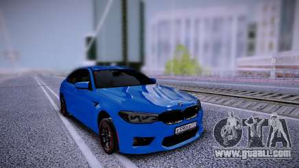 BMW M5 F90 Stock for GTA San Andreas