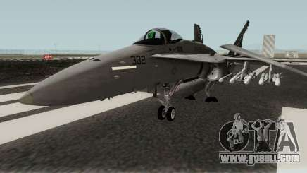 FA-18C Hornet for GTA San Andreas