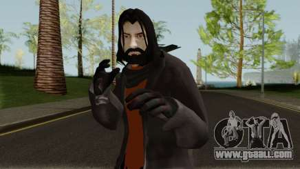 The Walking Dead Jesus Comic for GTA San Andreas