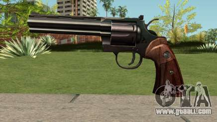 Colt Python HQ for GTA San Andreas