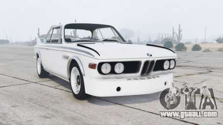 BMW 3.0 CSL Racing Kit (E9) 1973 v2.0 [add-on] for GTA 5