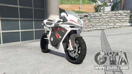 MV Agusta F4 RR [replace] for GTA 5