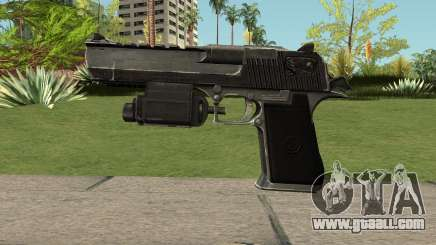 Desert Eagle MW2 Style for GTA San Andreas