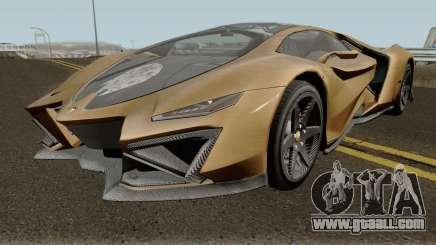 Pegassi Millennium GTA V for GTA San Andreas