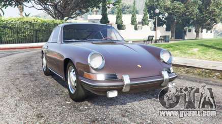 Porsche 911 (901) 1964 [add-on] for GTA 5