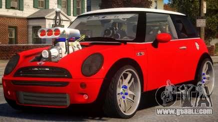 Mini Cooper S V8 for GTA 4