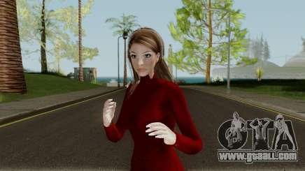 Britney Spears (Oops I Did It Again) for GTA San Andreas