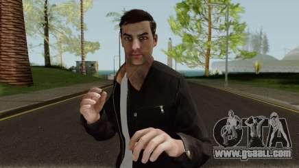 GTA Online Agent 14 Skin for GTA San Andreas