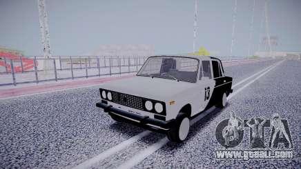 VAZ 2106 13 for GTA San Andreas