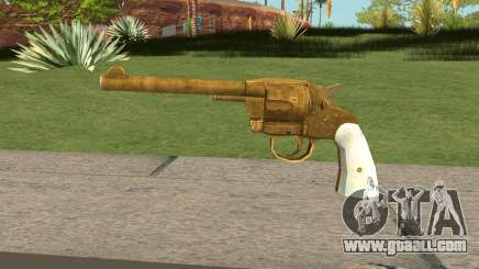 Double Action Revolver From GTA Online for GTA San Andreas
