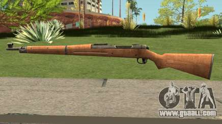 Springfield M1903 Rifle for GTA San Andreas