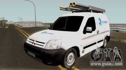 Citroen Berlingo HidroPrahova Edition for GTA San Andreas