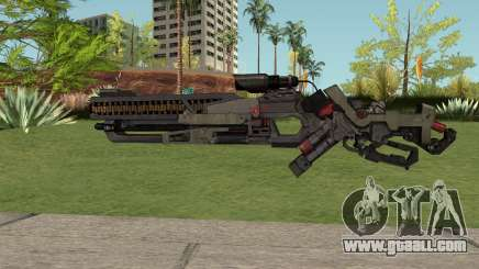 Marvel Future Fight - Rocket Raccon Rifle for GTA San Andreas