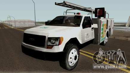Ford F150 CFE (SA Style) for GTA San Andreas