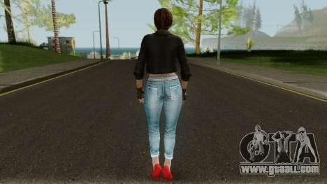 Lisa Hamilton (Casual Battle) From DOA5LR for GTA San Andreas third screenshot
