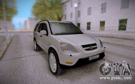 Honda CR-V for GTA San Andreas