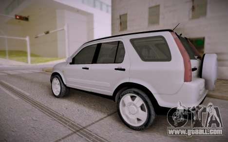 Honda CR-V for GTA San Andreas right view