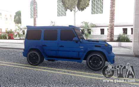 Mersedes-Benz G63 ONYX for GTA San Andreas