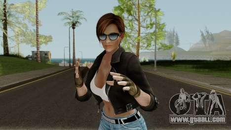 Lisa Hamilton (Casual Battle) From DOA5LR for GTA San Andreas