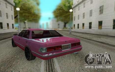 Toyota Mark II JZX81 for GTA San Andreas