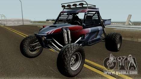 Predator X-18 Intimidator for GTA San Andreas