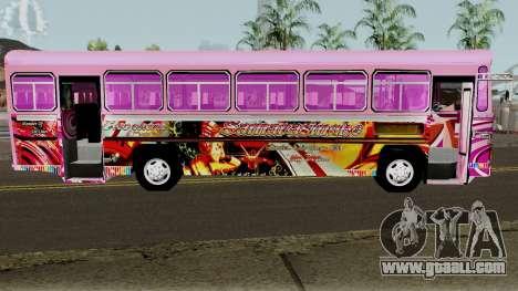 Samarasinghe Jet Liner for GTA San Andreas