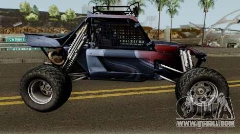 Predator X-18 Intimidator for GTA San Andreas back view